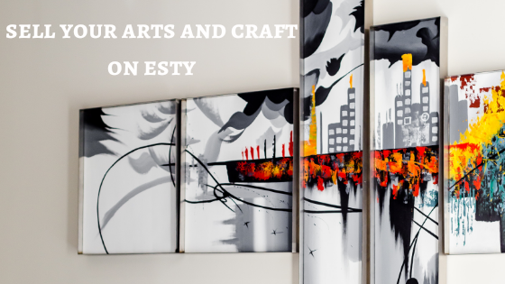 make money easily sell your art
