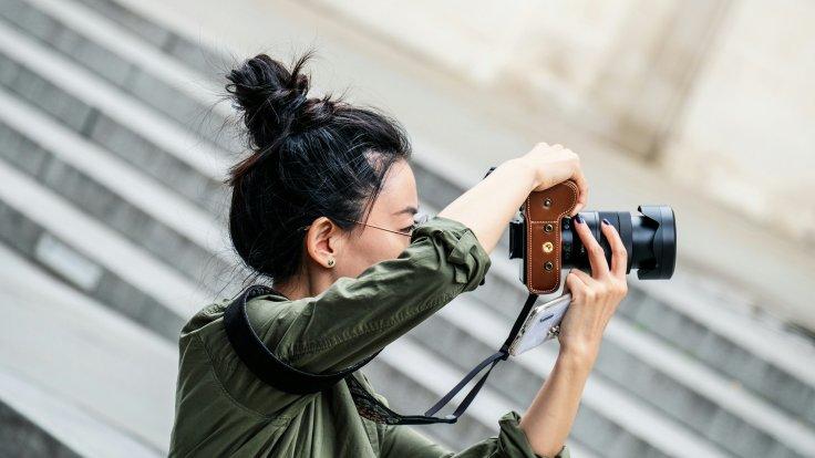 Make money online selling stock photos