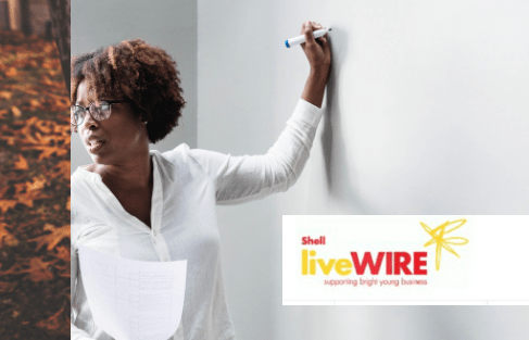 Apply for the Shell LiveWIRE program 2018
