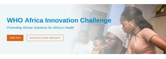 2018 WHO Africa Innovati Challenge