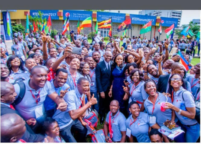 TONY ELUMELU FOUNDATION PROGRAME 2019