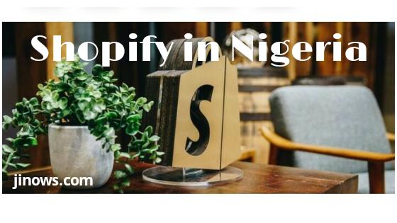 Shopify Nigeria