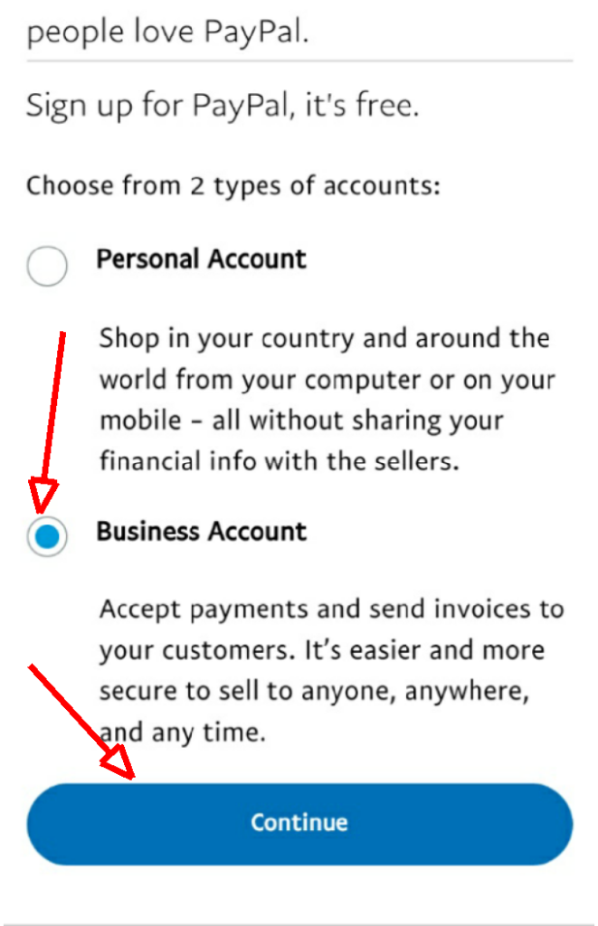 Open an Approved PayPal Business Account in Nigeria – Bizbuzz